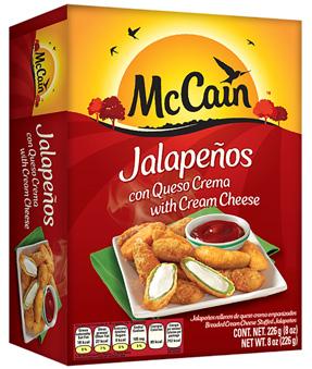 JALAPEÑOS MCCAIN