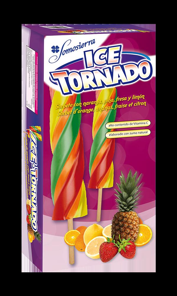ICE TORNADO