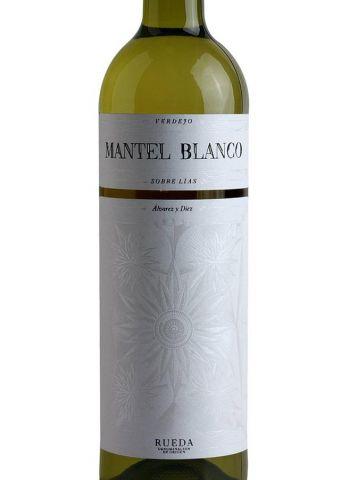 V.BLANCO MANTEL BLANCO RUEDA
