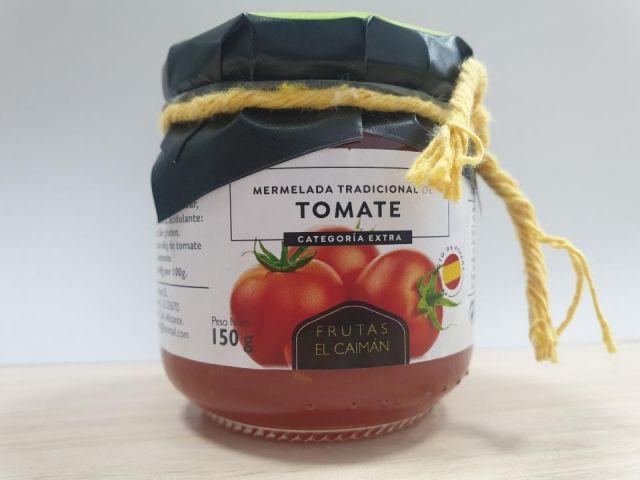 MERMELADA TOMATE 12UDx150GR.